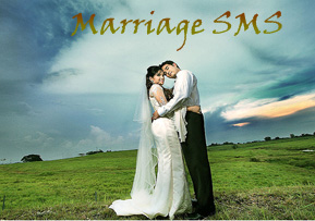 Marriage SMS